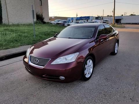 2008 Lexus ES 350 for sale at Image Auto Sales in Dallas TX