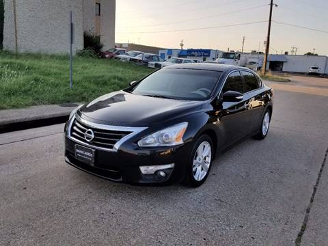 2013 Nissan Altima for sale at Image Auto Sales in Dallas TX