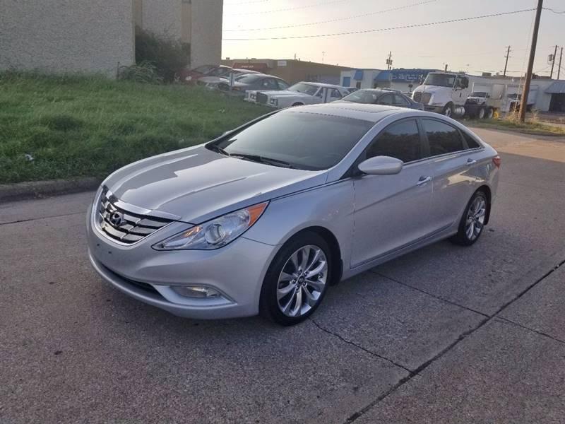 2013 Hyundai Sonata for sale at Image Auto Sales in Dallas TX