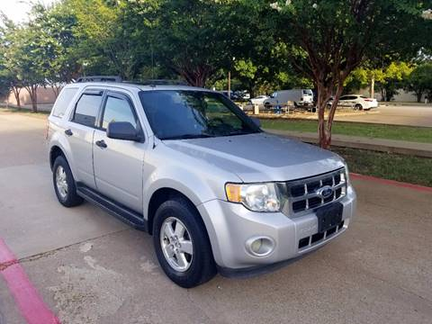 2009 Ford Escape for sale at Image Auto Sales in Dallas TX
