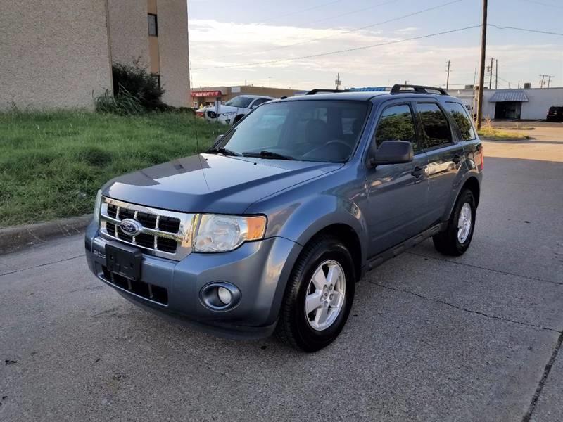 Ford Escape XLT In Dallas TX Image Auto Sales - Ford dallas