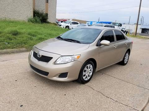 2009 Toyota Corolla for sale at Image Auto Sales in Dallas TX