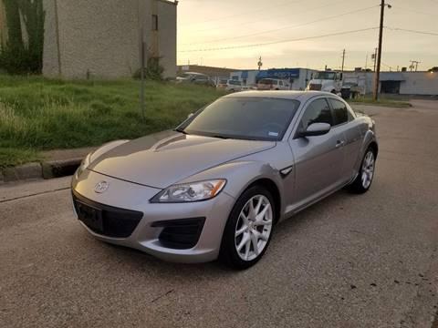 2010 Mazda RX-8 for sale at Image Auto Sales in Dallas TX