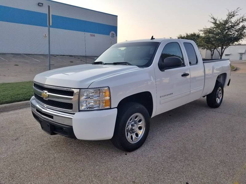 Superb 2010 Chevrolet Silverado 1500 LS