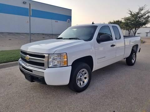 2010 Chevrolet Silverado 1500 for sale at Image Auto Sales in Dallas TX