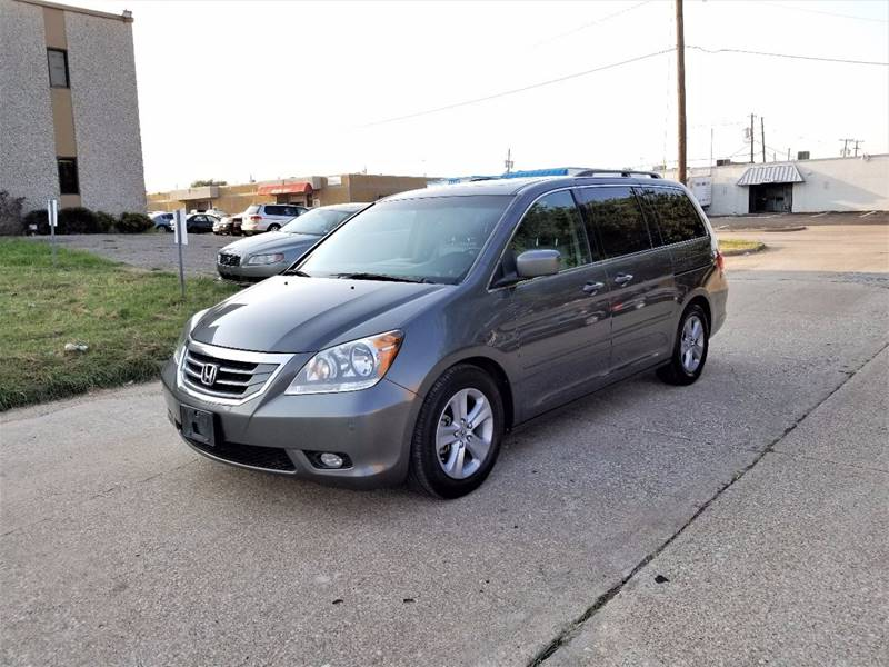 Good 2008 Honda Odyssey For Sale At Image Auto Sales In Dallas TX
