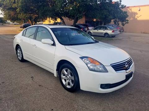 2009 Nissan Altima for sale at Image Auto Sales in Dallas TX