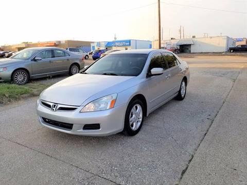 2007 Honda Accord for sale at Image Auto Sales in Dallas TX