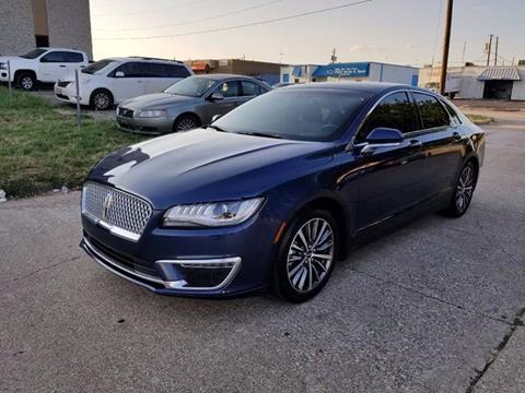 2017 Lincoln MKZ for sale at Image Auto Sales in Dallas TX