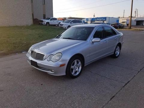 2001 Mercedes-Benz C-Class for sale at Image Auto Sales in Dallas TX