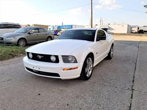 2006 Ford Mustang for sale at Image Auto Sales in Dallas TX