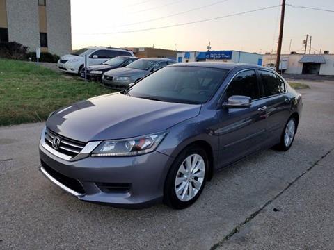 2013 Honda Accord for sale at Image Auto Sales in Dallas TX