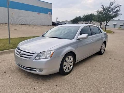 2007 Toyota Avalon for sale at Image Auto Sales in Dallas TX