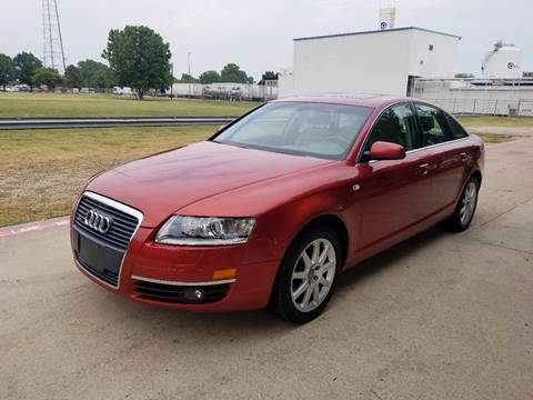 2005 Audi A6 for sale at Image Auto Sales in Dallas TX
