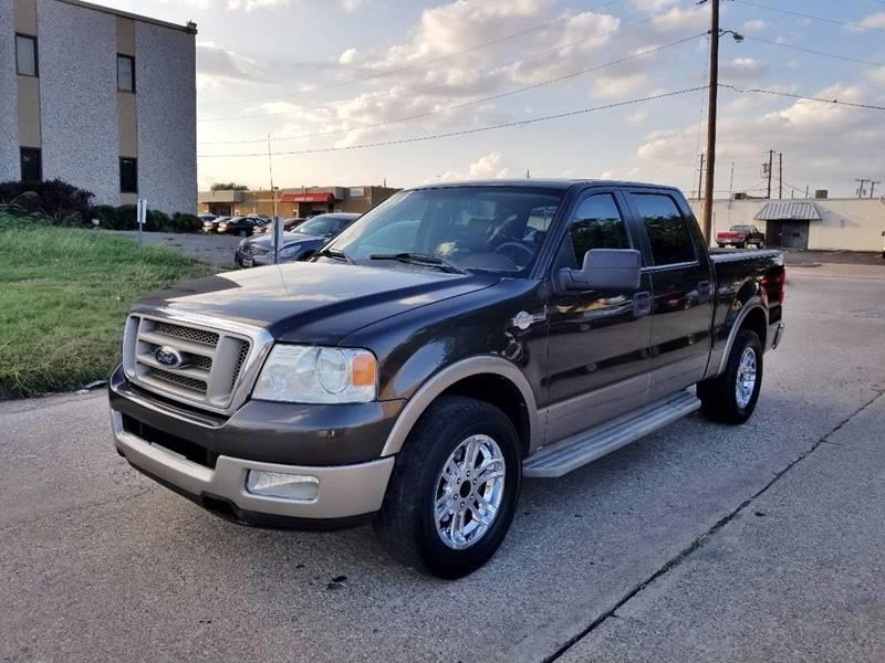 2005 Ford F-150 for sale at Image Auto Sales in Dallas TX