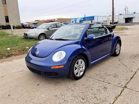 2007 Volkswagen New Beetle for sale in Dallas, TX
