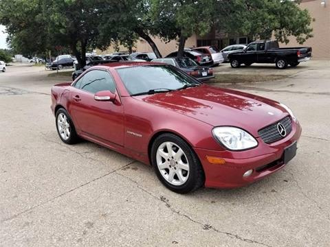 2003 Mercedes-Benz SLK for sale in Dallas, TX