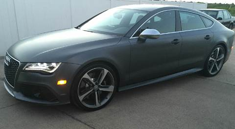 2014 Audi RS 7 for sale at Image Auto Sales in Dallas TX
