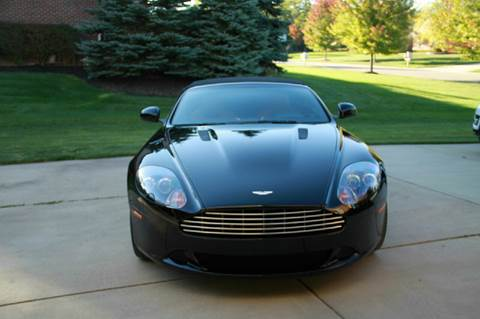 2012 Aston Martin DB9 for sale at Image Auto Sales in Dallas TX