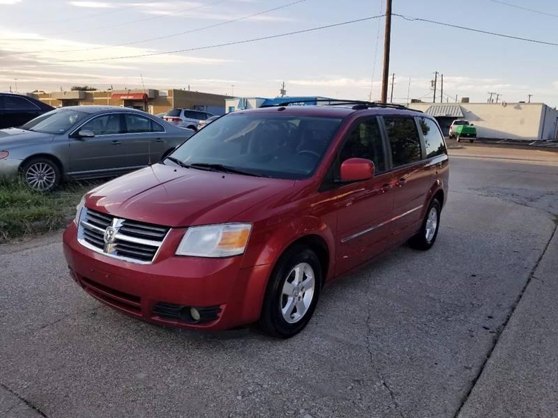 2008 Dodge Grand Caravan for sale at Image Auto Sales in Dallas TX