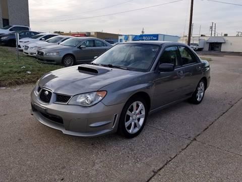 2006 Subaru Impreza for sale at Image Auto Sales in Dallas TX