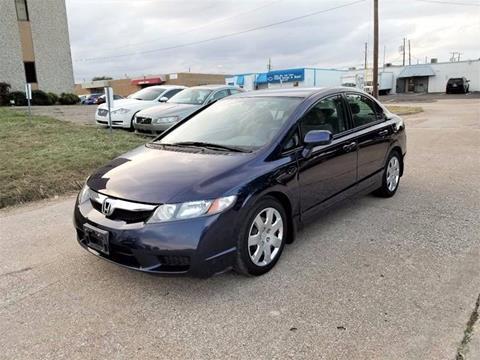 2010 Honda Civic for sale at Image Auto Sales in Dallas TX