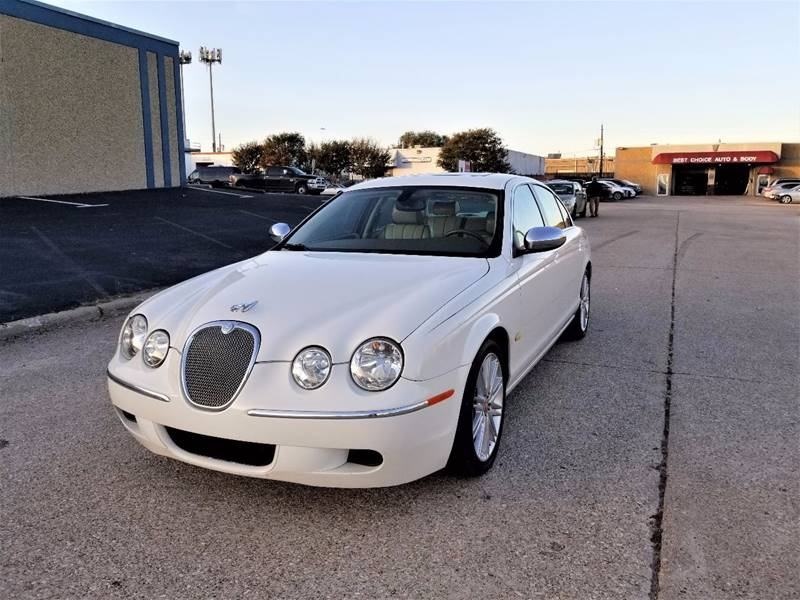 2008 jaguar s type 3 0 in dallas tx image auto sales. Black Bedroom Furniture Sets. Home Design Ideas