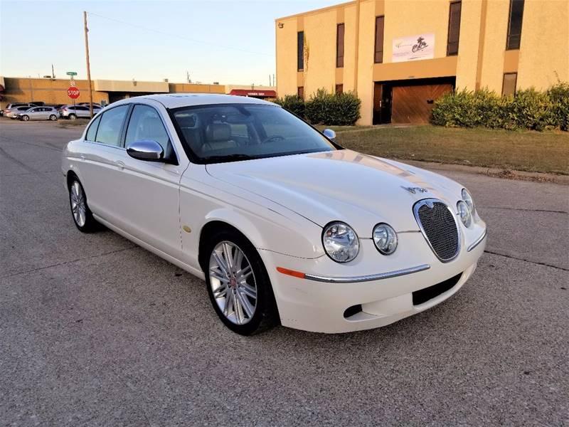 2008 Jaguar S Type For Sale At Image Auto Sales In Dallas TX