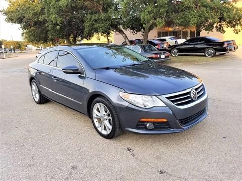 2009 Volkswagen CC for sale at Image Auto Sales in Dallas TX