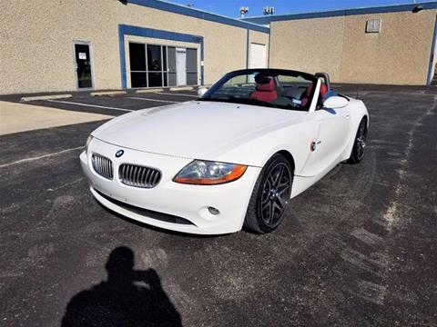 2003 BMW Z4 for sale at Image Auto Sales in Dallas TX