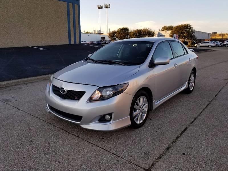2010 Toyota Corolla For Sale At Image Auto Sales In Dallas TX