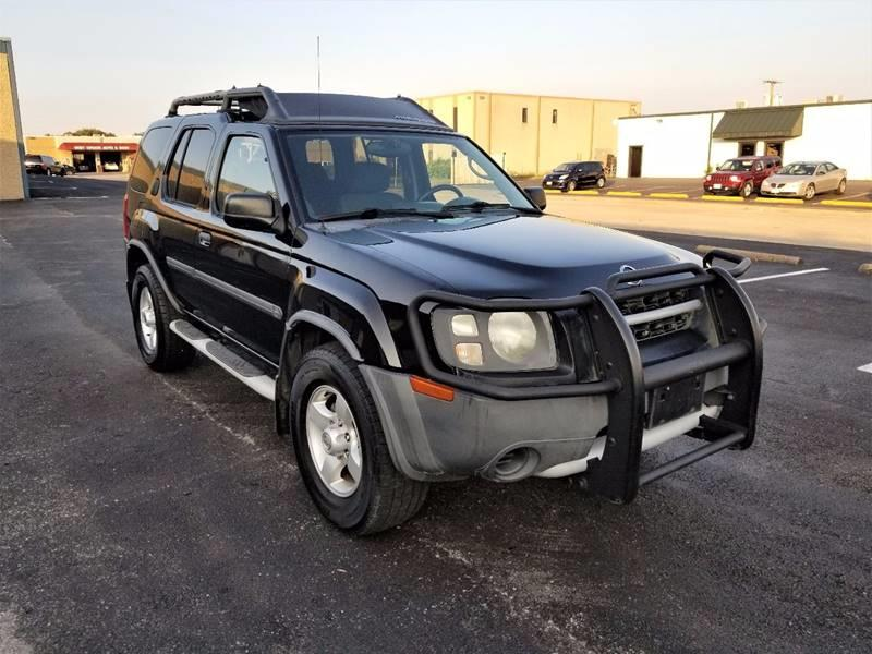 2004 nissan xterra xe in dallas tx image auto sales. Black Bedroom Furniture Sets. Home Design Ideas
