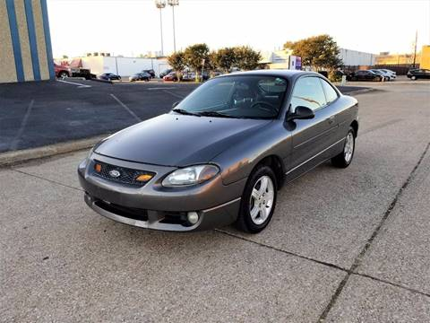 2003 Ford Escort for sale at Image Auto Sales in Dallas TX