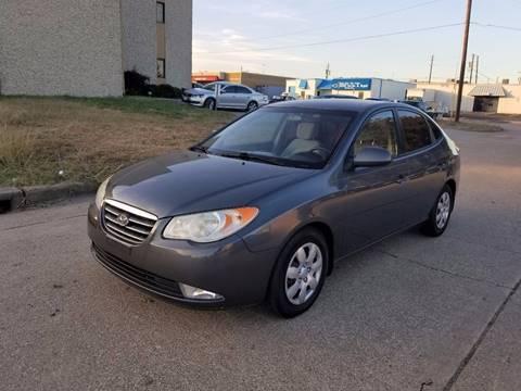 2007 Hyundai Elantra for sale at Image Auto Sales in Dallas TX