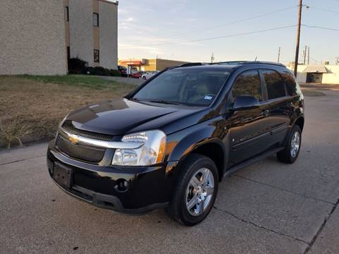 2008 Chevrolet Equinox for sale at Image Auto Sales in Dallas TX