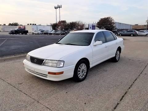 1997 Toyota Avalon for sale at Image Auto Sales in Dallas TX