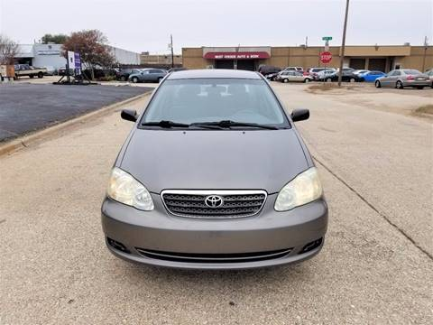 2005 Toyota Corolla for sale at Image Auto Sales in Dallas TX