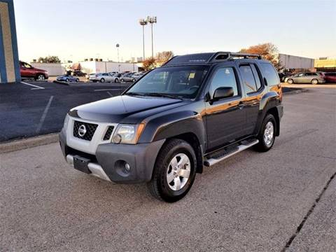 2010 Nissan Xterra for sale at Image Auto Sales in Dallas TX
