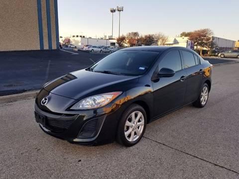 2011 Mazda MAZDA3 for sale at Image Auto Sales in Dallas TX