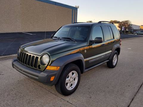 2007 Jeep Liberty for sale at Image Auto Sales in Dallas TX