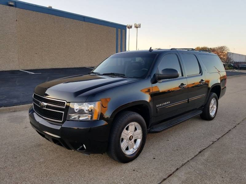 2010 chevrolet suburban lt 1500 in dallas tx image auto sales. Black Bedroom Furniture Sets. Home Design Ideas
