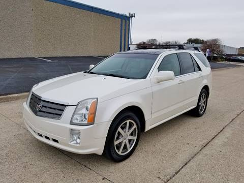2004 Cadillac SRX for sale at Image Auto Sales in Dallas TX