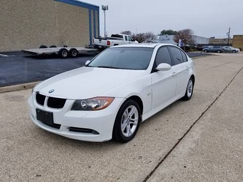 2008 BMW 3 Series for sale at Image Auto Sales in Dallas TX