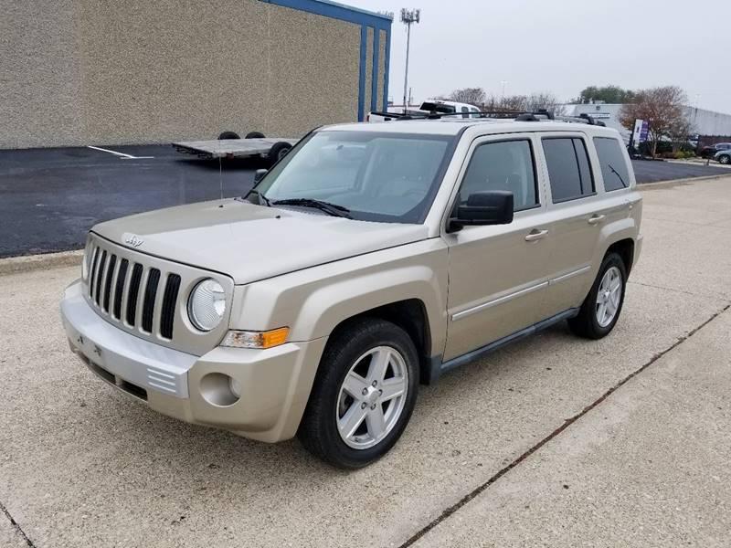 2010 Jeep Patriot for sale at Image Auto Sales in Dallas TX