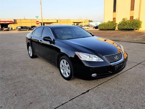 2009 Lexus ES 350 for sale at Image Auto Sales in Dallas TX