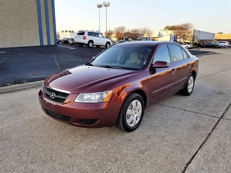 Good 2008 Hyundai Sonata For Sale At Image Auto Sales In Dallas TX
