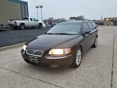 2007 Volvo V70 for sale at Image Auto Sales in Dallas TX