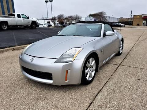 2004 Nissan 350Z for sale at Image Auto Sales in Dallas TX