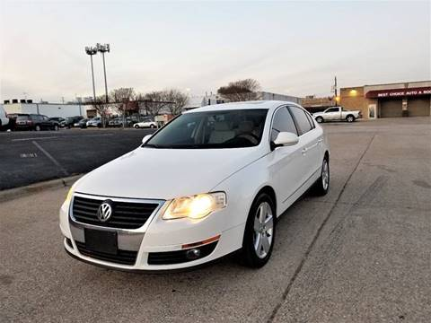 2009 Volkswagen Passat for sale at Image Auto Sales in Dallas TX
