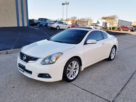 2010 Nissan Altima for sale at Image Auto Sales in Dallas TX